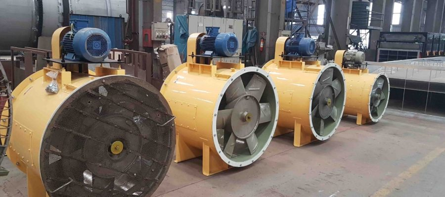 Commercial Extraction Fans