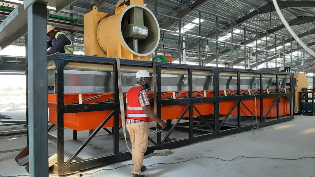 Commercial Extraction System